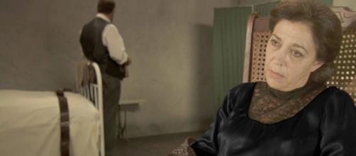 Anticipazioni, Il Segreto: Raimundo trova Donna Francisca in un sanatorio