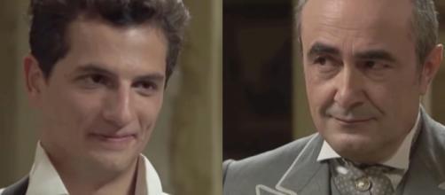 Anticipazioni, Una Vita: Ramon accetta Lolita come fidanzata di Antonito