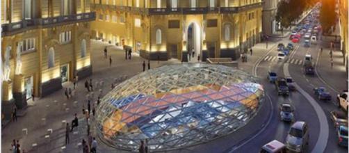 Aprirà a Napoli la stazione metro più bella del mondo in Piazza Nicola Amore - Internapoli