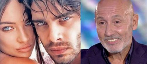 Battista svela il complotto tra alcuni concorrenti, Dasha contro il Gf Vip: 'è una farsa'