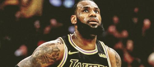 LeBron James [Image by Lakers Nation / Instagram]