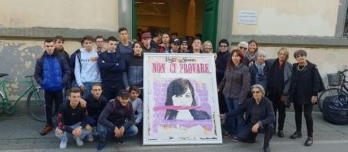 Non ci provare di Salvator Gaudenti all'Istituto Giorgi di Lucca