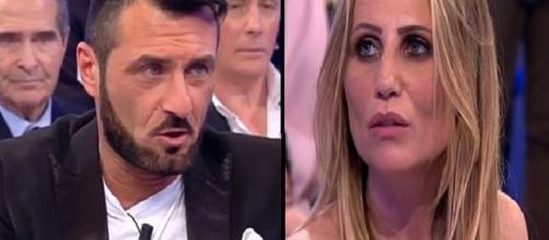 U&D, Ursula balla con Gianni Sperti e poi commenta sui social