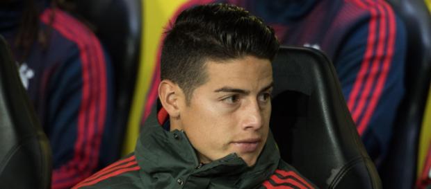 FC Bayern München: James fällt länger aus, Coman plant Comeback | BR24 - br.de