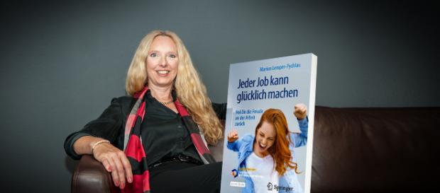 Marion Lemper-Pychlau: Selbstmotivierung hat ihre Grenzen
