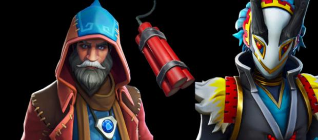 More skins, gliders, and pickaxes added in the latest patch. [image credits: ZeeTaa/YouTube screencap]