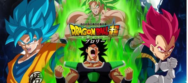 Poster de Dragon Ball Super Broly