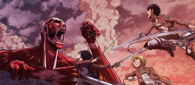 L'Attaque des Titans : le grand succès animé de ces dernières années