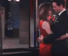 Billy and Victoria may reunite. - [Nickythemanofsoapsmivd / YouTube screencap]