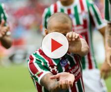 Com contrato perto do fim, Marcs Júnior não deve permanecer no Fluminense em 2018 (Foto: Portal Torcedores)
