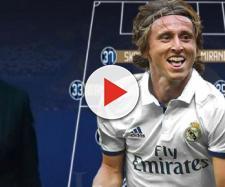 Come cambia l'Inter con Luka Modric