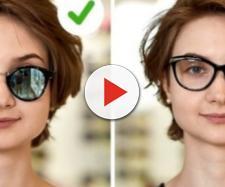 Escolher o modelo correto do óculos valorizará seus traços