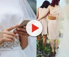 Noiva descobre traição momentos antes do casamento