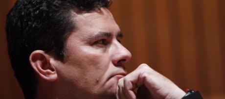 Juiz Sérgio Moro concede primeira entrevista após aceitar convite de Bolsonaro para ser ministro