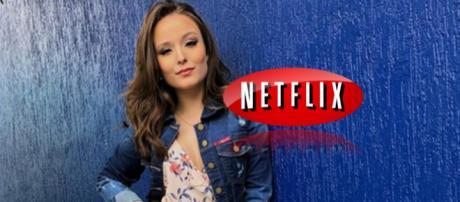 Larissa Manoela faz parceria com a Netflix e dispensa Globo
