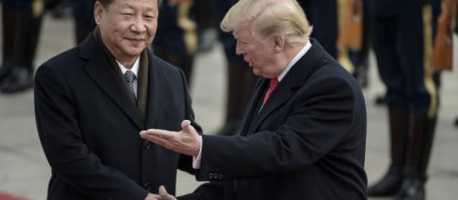 A formalidade esconde grande tensão entre as duas potências ao envolver a Coreia do Norte.