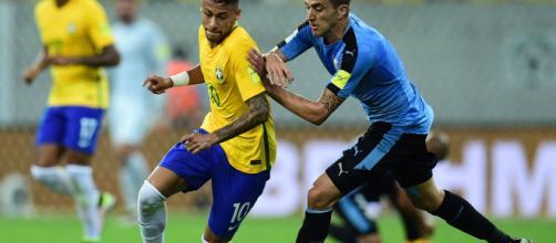 Brazil vs Uruguay live streaming on fuboTV (Image via PremiereLeagueFC/Twitter)