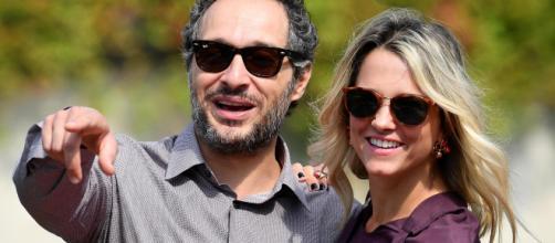 Claudio Santamaria e Francesca Barra fanno discutere che gli scatti osé sui social