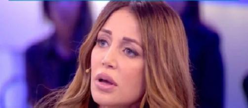 Deianira Marzano a Domenica Live e le prove del tradimento di Pierluigi Gollini verso Giulia Provvedi