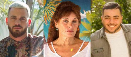 Devant le dernier épisode des Vacances des Anges 3, Fred s'en prend à Jaja et Raphaël Pépin.