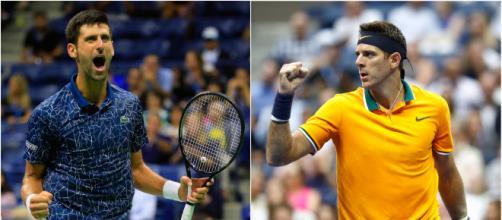 Djokovic v Del Potro: A statistical preview of the US Open final ... - stadiumastro.com