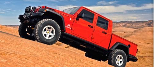 FCA, in arrivo la nuova jeep che si dovrebbe chiamare Gladiator