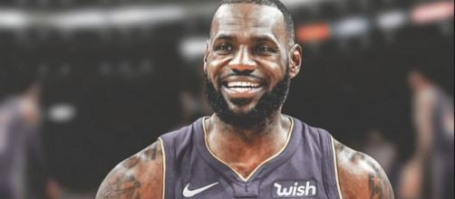 Former Cavaliers star says LeBron is about to build a super team in Los Angeles [Image by Clutch Points / Instagram]