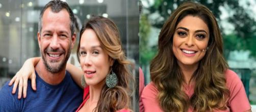 Haja Coração é um remake atualizado de Sassaricando (Foto: TV Globo/Montagem Notícias da Redação Blasting News)