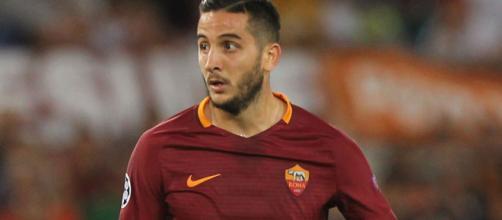 Infortunio per Manolas durante la partita di Nations League contro la Finlandia, Roma in apprensione