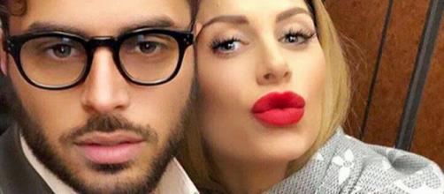 La risposta di Francesco Caserta alle accuse della sua ex compagna incinta Paola Caruso