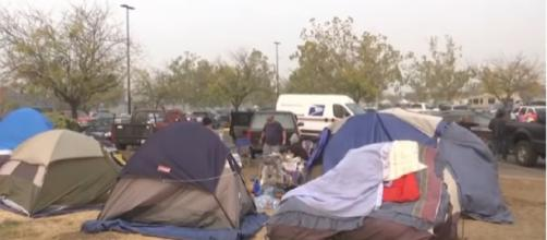 With Paradise gone, wildfire evacuees faced with rebuilding their lives. [Image source/PBS NewsHour YouTube video]