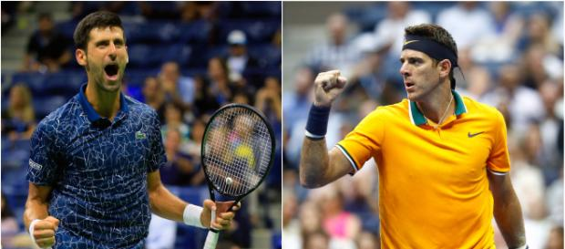 Djokovic v Del Potro: A statistical preview of the US Open final ... - stadiumastro.com