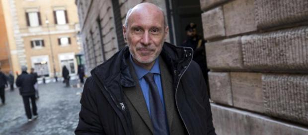 Gregorio De Falco, Movimento 5 Stelle.