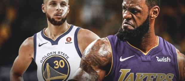 Warriors news: Stephen Curry wasn't happy with LeBron James' trash ... - clutchpoints.com