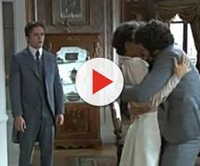 Anticipazioni, Una Vita: Samuel vede Blanca mentre sta baciando Diego