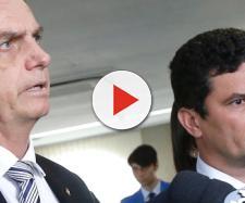 PT entra com ação para impedir que Sérgio Moro assuma Ministério no governo de Jair Bolsonaro. (foto reprodução).