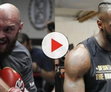 Tyson Fury e Deontay Wilder si affronteranno il prossimo 1 dicembre per il titolo WBC