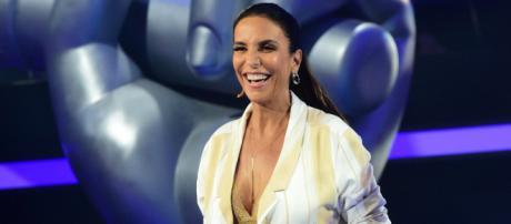 Ivete Sangalo desconversa ao ser questionada sobre polêmica envolvendo Claudia Leitte