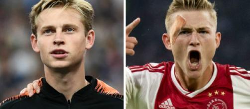 Barcelona y Manchester City batallan por el fichaje de De Jong y ... - yahoo.com