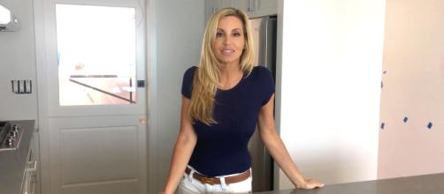 Camille Grammer is seen in a house. - [Bravo TV]