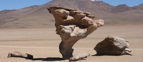 Estresse Osmótico, que está acontecendo no Atacama, pode explicar o que aconteceu no Planeta Marte a bilhões de anos