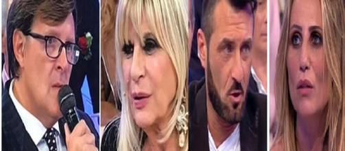 Gemma Galgani bacia Paolo, Sossio Aruta e Ursula Bennardo tornano insieme