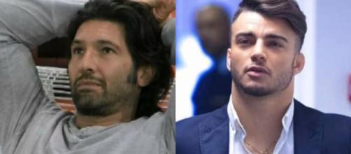 Gf Vip, Fabio fidanzato con Daria, l'ex moglie attacca Walter: 'mi ha lasciato sola'