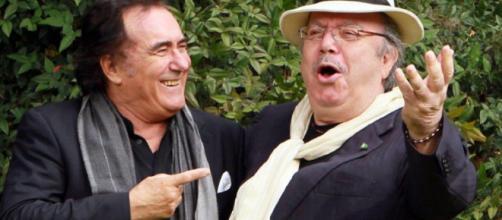 Albano e Banfi, protagonisti di una nuova serie tv