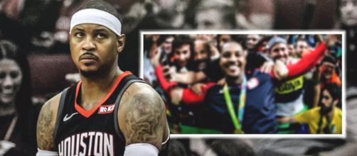 There is a variety of reasons why Carmelo Anthony isn't the same player as he was before. image- clutchpoints.com