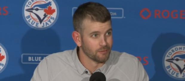 James Paxton interview following his no-hitter. - [MLB / YouTube screencap]