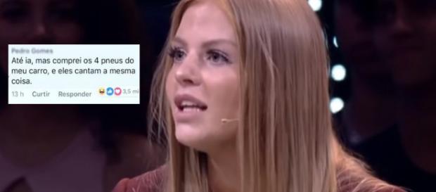 Luísa Sonza é criticada nas redes sociais.