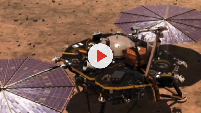 Mission Mars: NASA's InSight lander will touch down on Mars on November 26