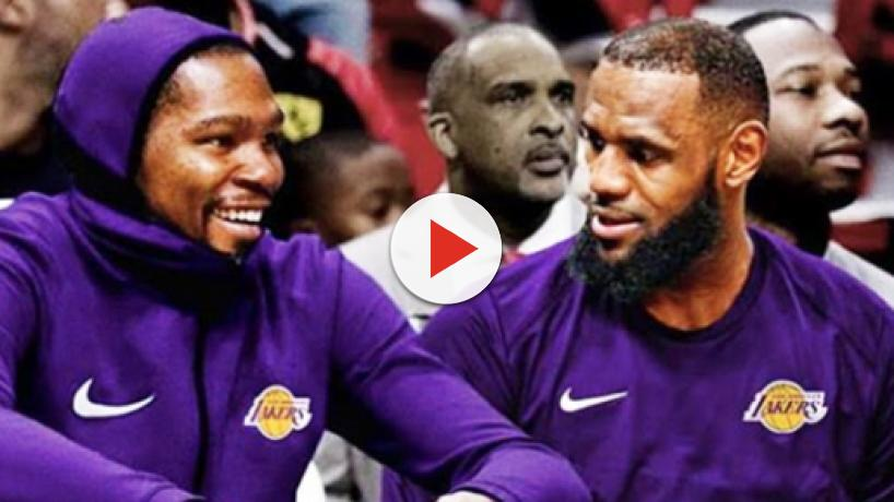 Lakers Rumors: Kevin Durant expected to join LeBron in L.A., based on latest NBA odds