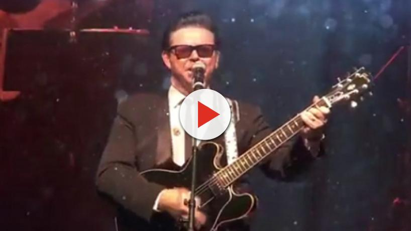 Roy Orbison comes to life for 'In Dreams' concert tour